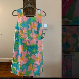 Lilly Pulitzer Delia Shift in Shorely Blue
